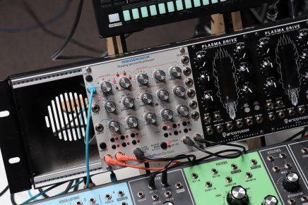 Gearjunkies video – Rossum Electro-Music Panharmonium Mutating Spectral Resynthesizer