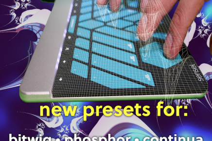 Sensel offering presets for five additional instruments through free express MPE soundpack