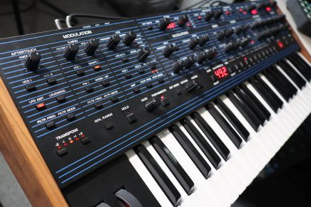 Gearjunkies video – Dave Smith OB6 synthesizer Vintage Mode patches