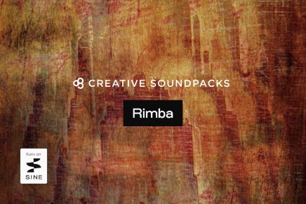 Orchestral Tools announces Rimba a new creative soundpack for tuned wooden percussion