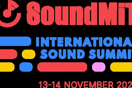 Soundmit- International Sound Summit 13th and 14th November 2020 Turin – Italy