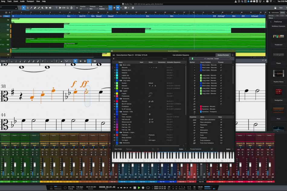 PreSonus Studio One 5.3 Adds Major New Features