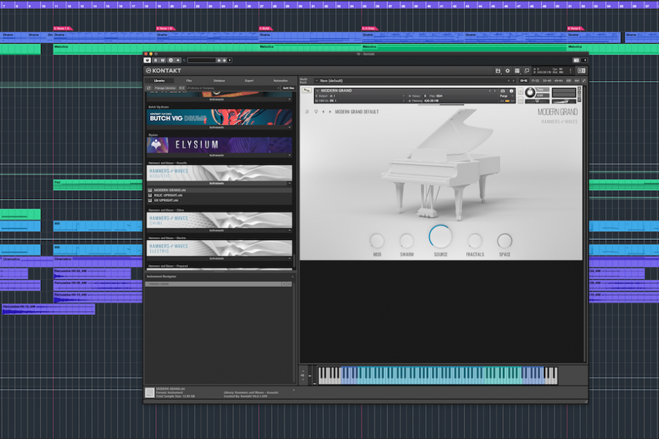 Gearjunkies video – Skybox Audio Hammers + Waves