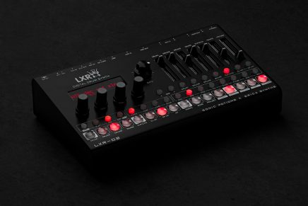 Announcing Erica Synths and Sonic Potions Drum Synthesizer LXR-02