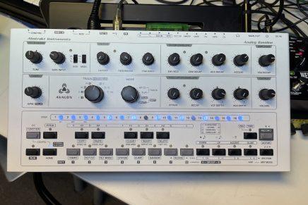 Gearjunkies video – Studio Session: Avalon Bassline 2044 Filter