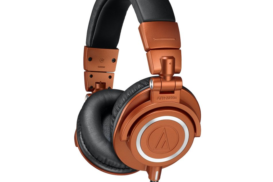 Audio-Technica Releases Limited-Edition ATH-M50x Headphones
