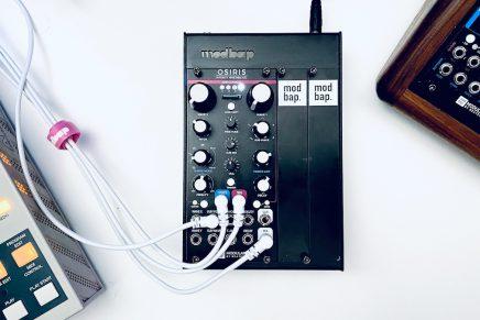 Modbap Modular announces Osiris wavetable oscillator for Eurorack