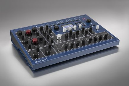 Waldorf announces the M wavetable synthesizer