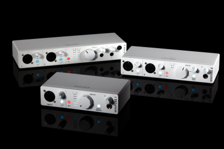 Arturia announces MiniFuse audiointerfaces