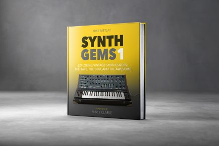 Bjooks Releases SYNTH GEMS 1