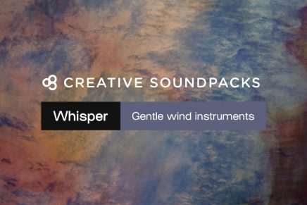 Orchestral Tools Announces Whisper: Gentle Wind Instruments