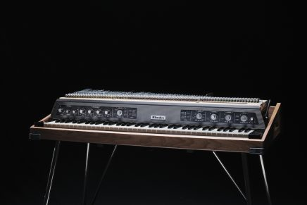 The Rhodes MK8 is here!