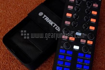 Native Instruments TRAKTOR KONTROL X1 – Gearjunkies Review