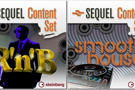 Two new Steinberg Sequel Content Sets now available