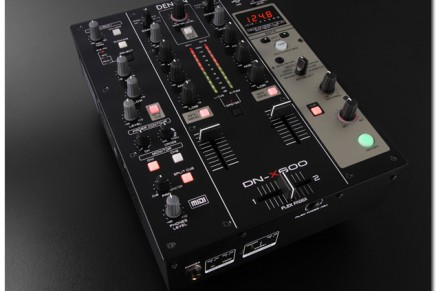 DenonDJ unveils DN-X600 2-Channel Digital Mixer