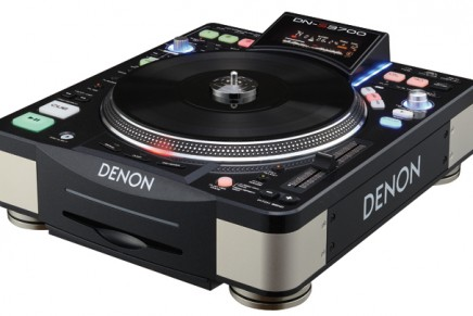New MIDI Hybrid mode for Denon DN-S3700