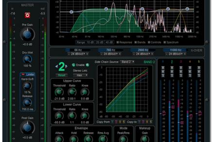 Blue Cat Audio MB-5 Dynamix Unleashed