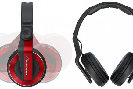 Pioneer DJ unveils new HDJ-500 entry-level Headphones
