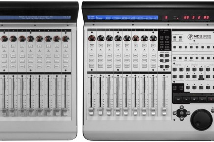 Upgraded Faders for Mackie MCU Pro and MCU XT Pro
