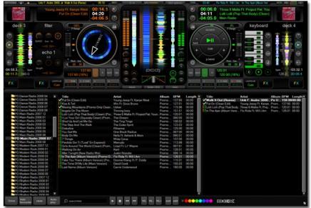 PCDJ debuts DEX for Mac DJ Software