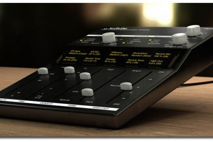 New Reverb Plugin from Softube available now – TSAR-1