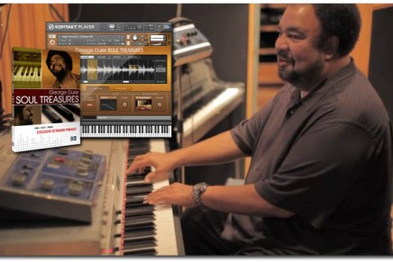 Instant Soul for your tracks with GEORGE DUKE SOUL TREASURES