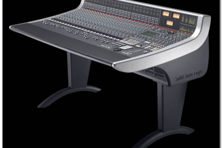 Radical Update for the SSL AWS 900 Console