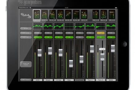 M7CL Control via iPad with Yamaha StageMix