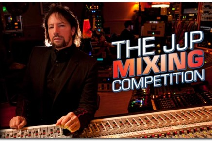 Be heard with the Waves JJP Mixing Competition