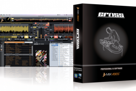 Mixvibes releases Cross 1.5 DJ Software