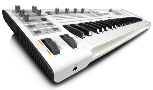 M-Audio Venom - New Virtual Analog Synthesizer - Gearjunkies com