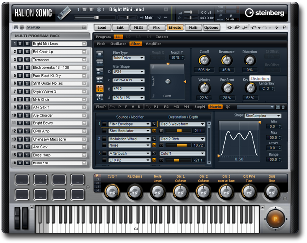 HALion Sonic with free new 1 5 update - Gearjunkies com