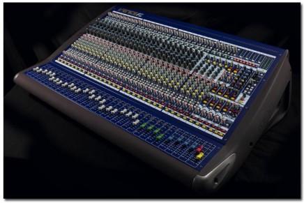Midas VeniceF mixing consoles include Propellerhead Record
