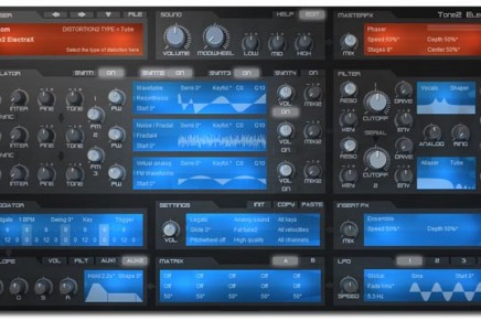 Tone2 ElectraX Voltage soundset released