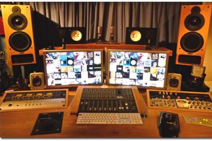 Sanctuary Recording Studio installs Solid State Logic X-Desk