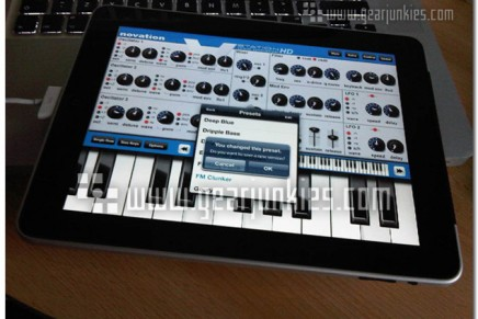 V-Station HD app – Another famous synth coming to the iPad?