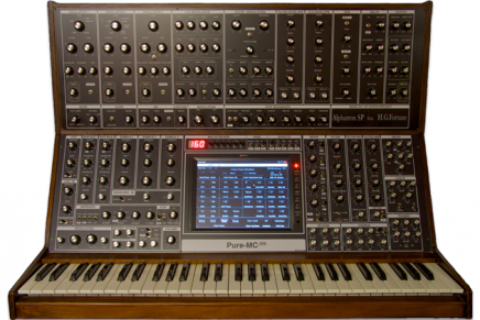 Synth-Project Alphatron SP Controller – The Perfect Duo