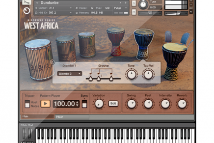 Native Instruments Introduces DISCOVERY SERIES: WEST AFRICA
