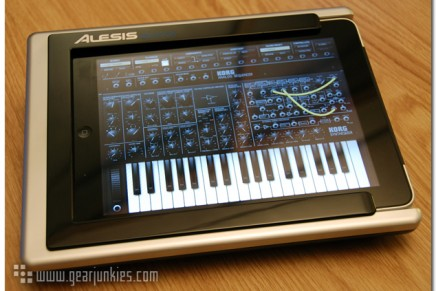 Alesis iO Dock – Now Available