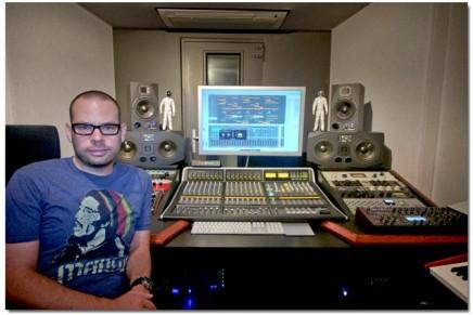 Dance Producer Peter Luts Transforms Studio with SSL Matrix, X-Rack, X-Patch & I/O