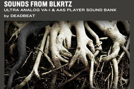 Sounds from BLKRTZ for AAS Ultra Analog VA-1 and AAS Player