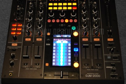 Pioneer DJM-2000 Firmware Update Available