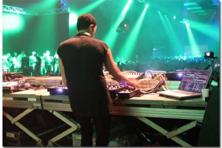 Dubfire and the A&H Xone:DB4
