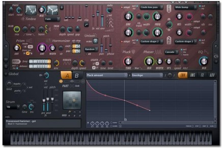 Image Line releases Harmor – Additive-Subtractive Synthesizer