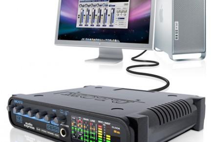 MOTU Audio Express 6×6 Audio Interface announced