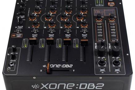 Official Now: A&H Xone:DB2 Digital FX Mixer