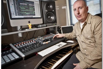 Producer Danny Byrd takes control with SSL Nucleus