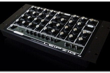 Analogue Solutions Leipzig-S analogue monosynth/step sequencer announced