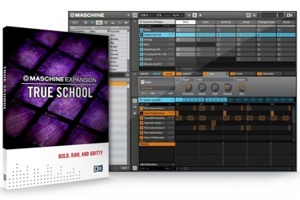 Native Instruments TRUE SCHOOL Hip-Hop Sounds Introduced