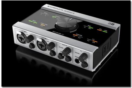 Native Instruments Komplete Audio 6 – Gearjunkies Review